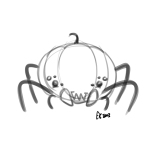 131005_spiderPumpkin